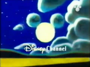 Disney Channel ID - Moon (1999)