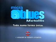 Hokusan Micra Blues Metallic MS TVC 1999