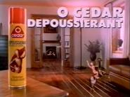 O Cedar TVC 1989