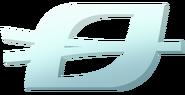 Boundary 3D ITV logo 1989