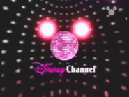 Disney Channel ID - Disco Ball (1999)