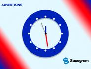 GTC 2001 clock (Sacogram)