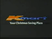 Kmart christmas commercial with slogan, 1980