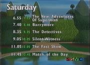 SSVC promo 1995