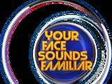Your Face Sounds Familiar (Eusloida)