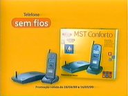 MST Conforto TVC 1999