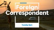 NTV1 promo - Foreign Correspondent - 2019