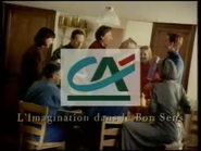 Credit Agricole commercial 1995