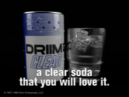 Driim Clear Commercial 1990