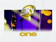 Sky One ID - Lava Lamp - 1997