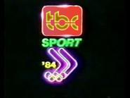 TBC Winter Olympics 1984 - 1
