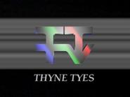 Thyne Tyes 1991 ITV ID Start