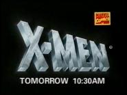CH5 promo - X-Men Animated Series - 1997