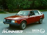 Delta Runner ad 1986