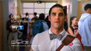 Sky 1 promo - Glee - 2013