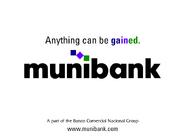 MuniBank TVC 2004