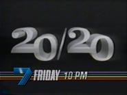 Seven 2020 promo 1988