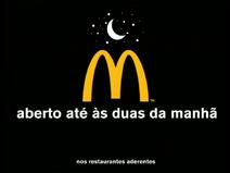 McDonald's MTS midnight commercial