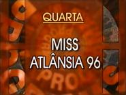 SRT promo - Miss Atlansia 96 - 1996