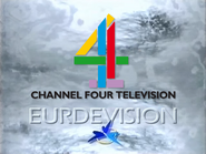 Eurdevision Channel 4 ID 1995