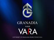 Granadia Vara endboard - 1995