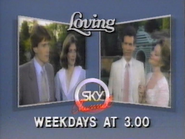 Sky Channel promo - Loving - 1989