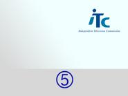 Channel 5 ITC slide 1994