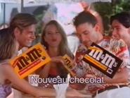 M&M's Roterlaine TVC 1989