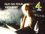 Channel 4 slide Film on Four Wetherby 1986