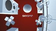 Sky One ID - Disco - Red - 2005