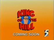 CH5 promo - King of the Hill - 1997