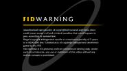 Orbit FID screen - 2006