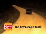 BK AS TVC 1998