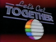 Centric promo - Let's Get Together - 1988