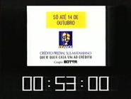 SRT clock - Credito Predial - October 1994