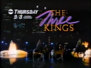 EBC promo - The Three Kings - 1987 - 2