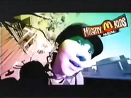 McDonald's Mighty Kids Meal TVC 2005 - 1