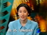 TVNE2 promo - Newsnight - 1995