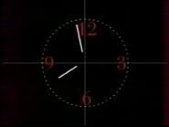 Telecinq clock 1991