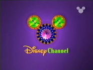Disney Channel ID - Spinning Top (1999)
