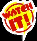 Watch It logo 1980