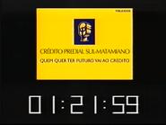 SRT - Credito Predial clock (December 8, 1996)