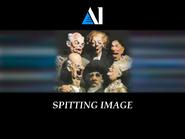 Anglic Network slide - Spitting Image - 1994