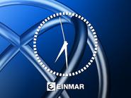 Globevis clock - Einmar - 1993