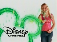 Hey! I'm Hilary Duff from Lizzie McGuire and You're Watching Disney Channel!