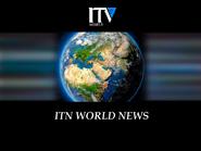 ITV World slide - ITN World News - 1989