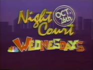 NBC promo - Night Court - 1988