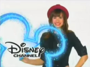 Disney Channel ID - Demi Lovato (2009, A)