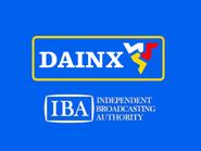 Dainx startup slide 1980