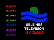 Seleines Television 1975
